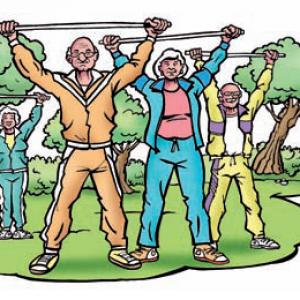 Hacer ejercicio a partir de los 65 años tiene muchos beneficios para la salud