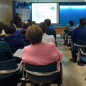 "Hoy se ha celebrado la ""V Jornada para pacientes sobre tumores cerebrales"""