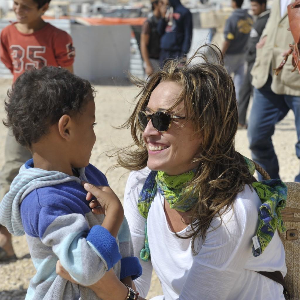 Begoña lleva más de veinte años siendo voluntaria, colaborando con distintas organizaciones